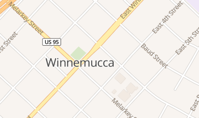 Directions for Cheers in Winnemucca, NV 320 S Bridge St