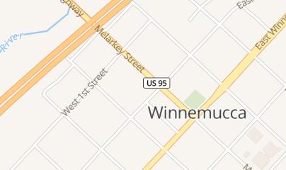 Directions for Ormachea's Dinner House in Winnemucca, NV 180 Melarkey St