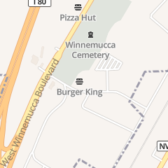 Directions for Burger King in Winnemucca, NV 3220 Fountain Way