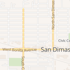Directions for Straight Arrow Construction in San Dimas, CA 165 N Monte Vista Ave