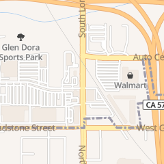 Directions for Nail Spa in Glendora, CA 1331 S Lone Hill Ave Ste 130