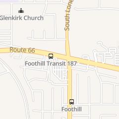 Directions for Super Nails in Glendora, CA 1848 E Route 66