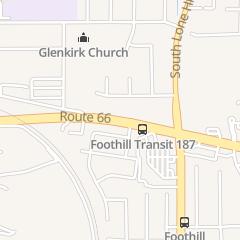 Directions for Ron Charlton in Glendora, CA 1775 E Route 66