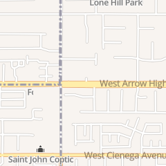 Directions for San Dimas Nails in San Dimas, CA 1395 W Arrow Hwy