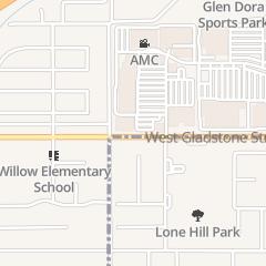 Directions for Amc Glendora 12 in Glendora, CA 1337 E Gladstone St