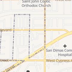 Directions for Eagle Creek Contractors in Covina, CA 21310 e Covina Blvd