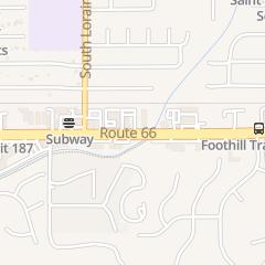 Directions for Caccamo Gerry Insurance Services in Glendora, CA 1200 E Route 66 Ste 108