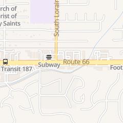 Directions for Enviro-Assessors Inc in Glendora, CA 1158 E Route 66