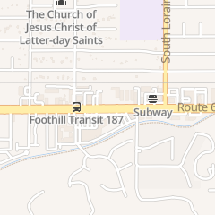 Directions for House of Tacos and Sandwiches in Glendora, CA 1004 E Route 66