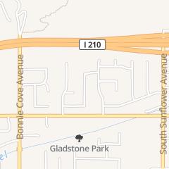 Directions for Mason A in Glendora, CA
