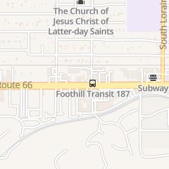 Directions for Bejarano Insurance Agency in Glendora, CA 859 E Route 66 Ste A
