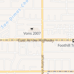 Directions for Chase Bank Atm in Glendora, CA 435 E Arrow Hwy