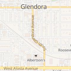 Directions for Patt S MD Inc in Glendora, CA 252 S Glendora Ave