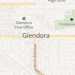 Directions for City of Glendora in Glendora, CA 116 E Foothill Blvd