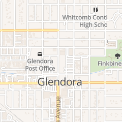 Directions for Courts Construction Inc in Glendora, CA 158 N Glendora Ave