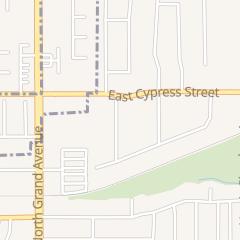 Directions for Vh Enterprises in Covina, CA 824 N Dodsworth Ave Ste C