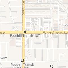 Directions for Buck Julian Insurance Agency in Glendora, CA 502 W Route 66 Ste 16