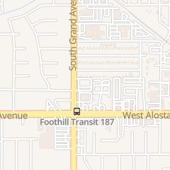 Directions for Pacific Western Bank in Glendora, CA 510 S Grand Ave Frnt