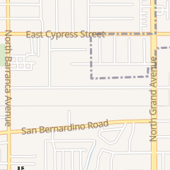 Directions for Madrone Construction in Covina, CA 709 E Edna Pl