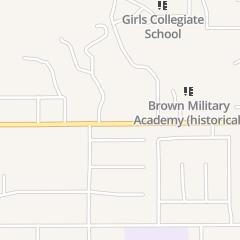 Directions for Benedictine Child Development Center in Glendora, CA 19049 E Sierra Madre Ave