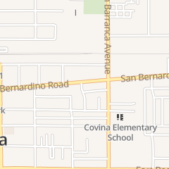 Directions for DE Caro Insurance Agency in Covina, CA 410 E San Bernardino Rd