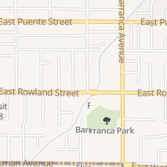 Directions for ALVAREZ JENNIFER in COVINA, CA 571 S San Jose Ave