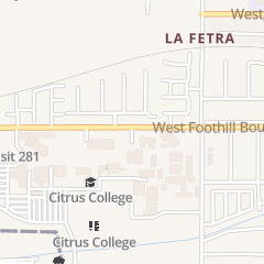 Directions for Tek-Up Contruction Inc in Glendora, CA 1000 W Foothill Blvd