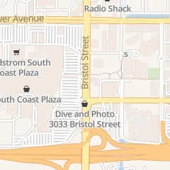 Directions for Claim Jumper in Costa Mesa, CA 3333 Bristol St