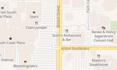 Directions for Holstein's - South Coast Plaza in Costa Mesa, CA 3333 Bristol St