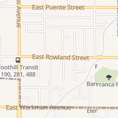Directions for Armor Insurance Services Inc in Covina, CA 260 E Rowland St
