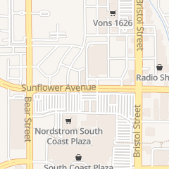 Directions for Regency South Coast Village Theater in Santa Ana, CA 1561 W Sunflower Ave