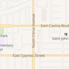 Directions for Lee Ann Nail Salon in Covina, CA 1016 N Citrus Ave