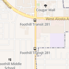 Directions for Top Nails & Spa in Azusa, CA 305 N Citrus Ave