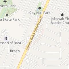 Directions for A Brea Barber Shop in Brea, CA 618 S Brea Blvd