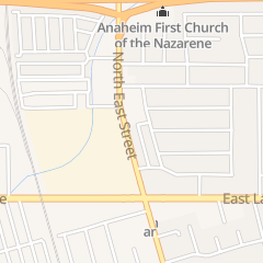 Directions for Gricel Hair Designs in Anaheim, CA 1156 N East St