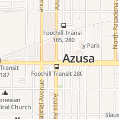 Directions for Wells Fargo Bank in Azusa, CA 700 N Azusa Ave