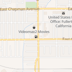 Directions for Camille Awad Realty in Fullerton, CA 1133 E Commonwealth Ave