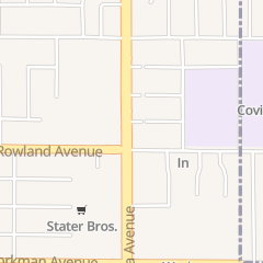 Directions for Ty Nails in West Covina, CA 534 N Azusa Ave