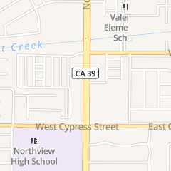 Directions for Nail Plus in Covina, CA 1011 N Azusa Ave