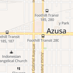 Directions for Jpmorgan Chase & CO in Azusa, CA 150 W Foothill Blvd