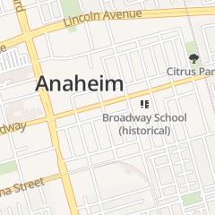 Directions for Studio Salon l in Anaheim, CA 316 e Broadway Ste 1