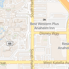 Directions for Anaheim Resort Tickets & Tours in Anaheim, CA 400 W Disney Way Ste 81