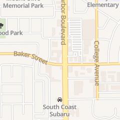 Directions for The Nail Corner in Costa Mesa, CA 3001 Harbor Blvd