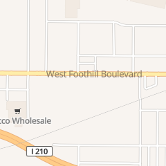 Directions for Prestige Machine in Azusa, CA 1020 W Foothill Blvd