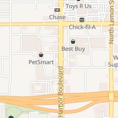 Directions for Sola Salon Studios in Fullerton, CA 1361 S Harbor Blvd Ste 19
