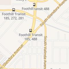 Directions for Eva Nails in West Covina, CA 524 S Glendora Ave