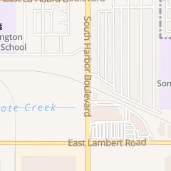 Directions for Doyle James Insurance Agency in La Habra, CA 511 S Harbor Blvd Ste B