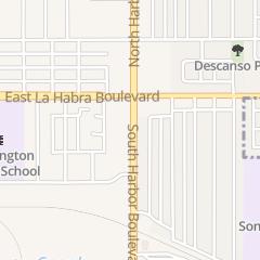 Directions for Generation Nails in LA Habra, CA 231 S Harbor Blvd
