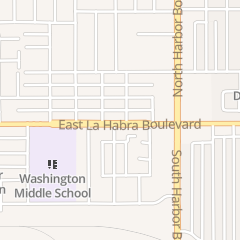 Directions for Crazy Scissors in LA Habra, CA 945 E LA Habra Blvd