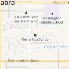 Directions for Zeen Plumbing in LA Habra, CA 411 Commercial Way